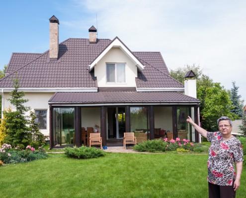 Immobilie Wohnsitzwechsel im Alter